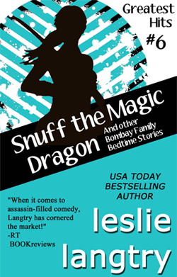 Snuff the Magic Dragon by Leslie Langtry