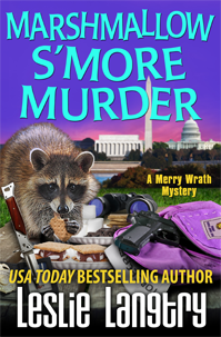 Marshmallow Smore Murder by Leslie Langtry