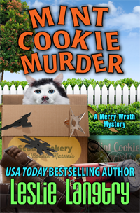 Mint Cookie Murder by Leslie Langtry