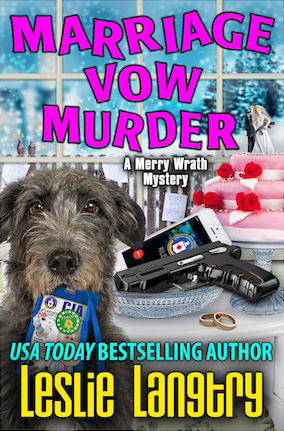 Marriage Vow Murder Leslie Langtry