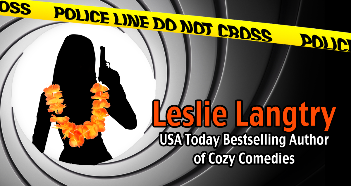 photo regarding Binny's One Day Printable 15 Off titled Ukulele Murder Leslie Langtry